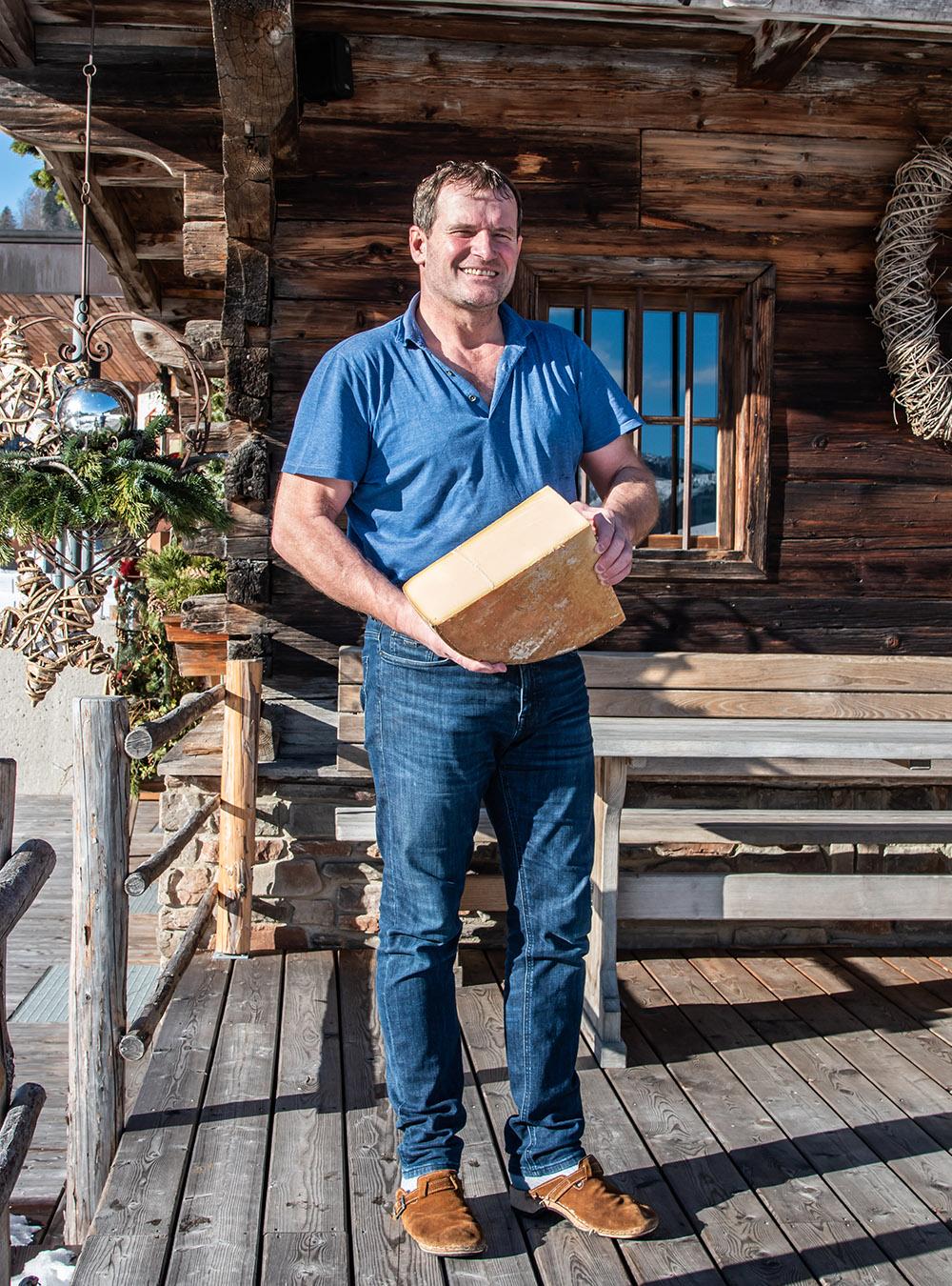 Wilder Käser - #sennermeetsblogger am Wilden Kaiser, Tiroler Bergkäse g.U. und Heumilch g.t.S.