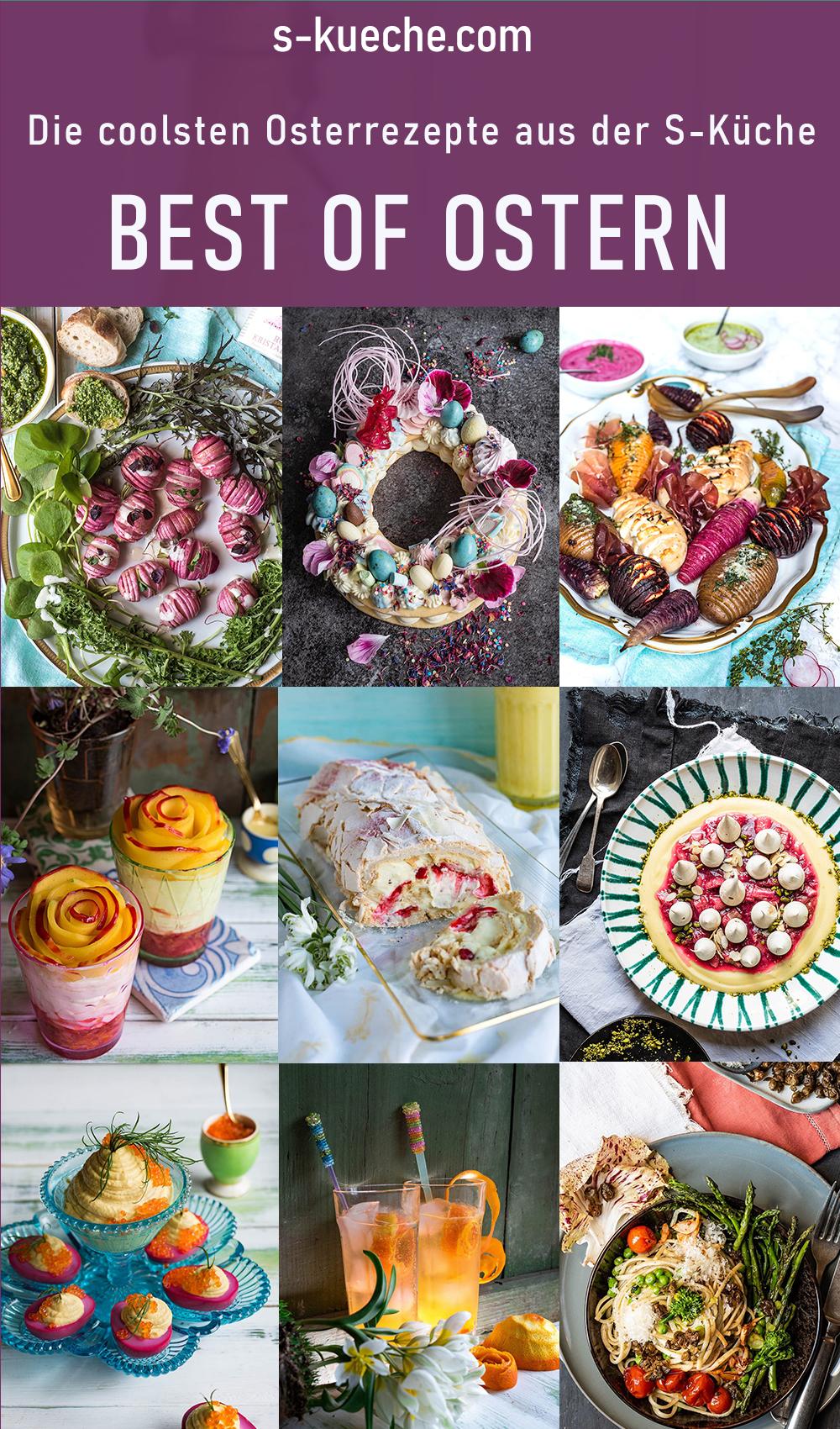 Best of Ostern - Die coolsten Osterrezepte aus der S-Küch