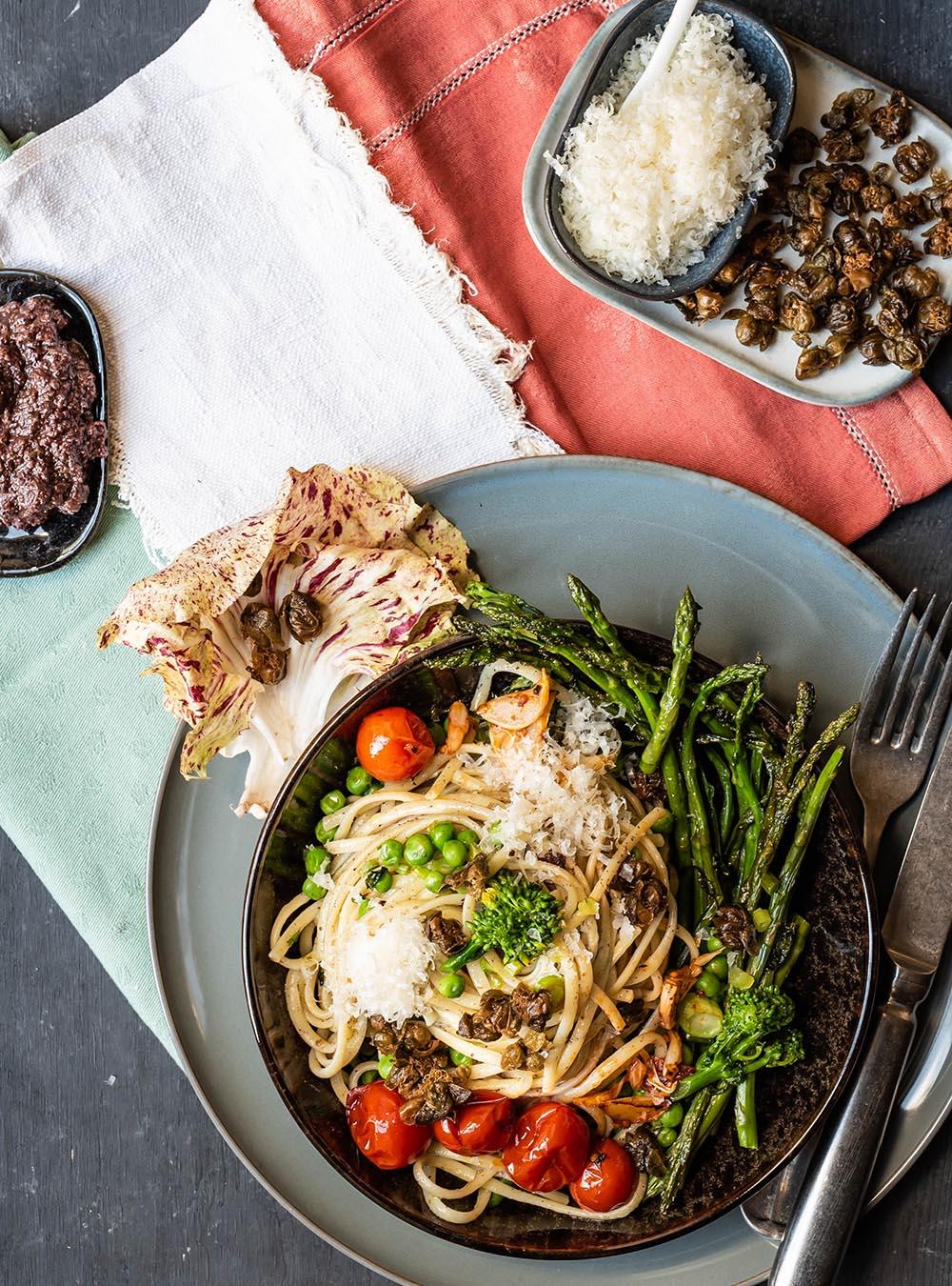 Best of Ostern - Pasta-Primavera