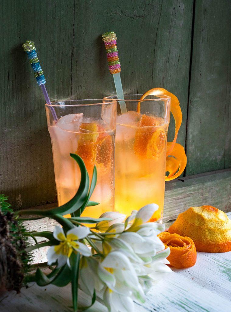 Die coolsten Osterrezepte- Triple Orange Gin