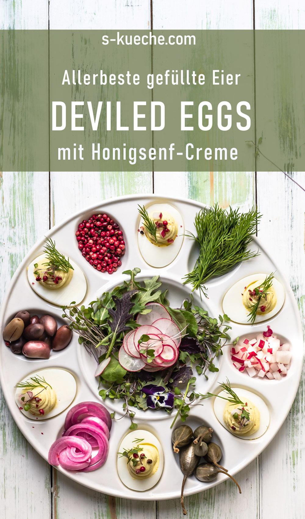 Allerbeste Deviled Eggs