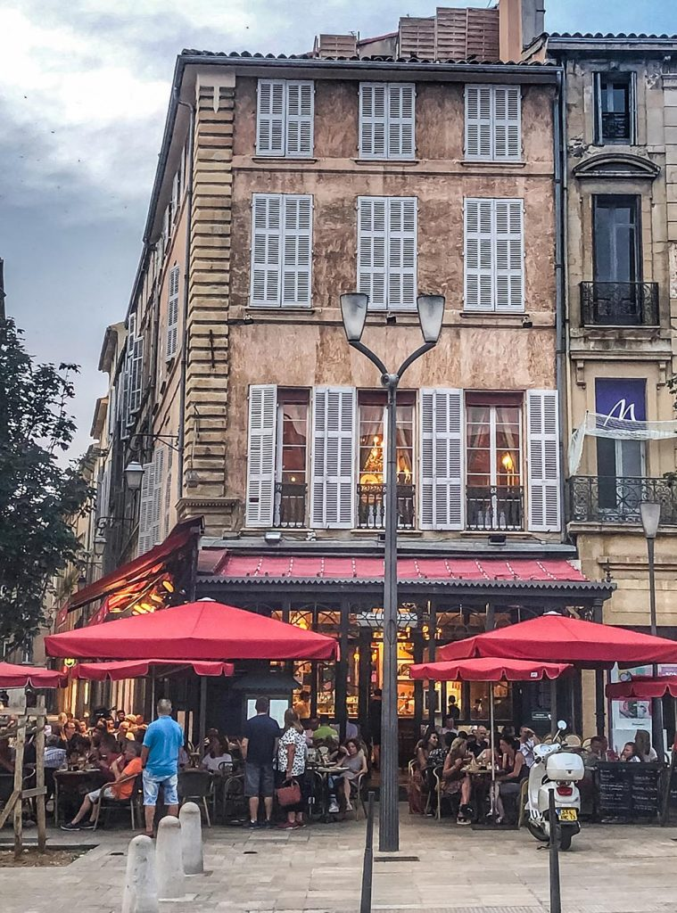 Südfrankreich -Aix en Provence