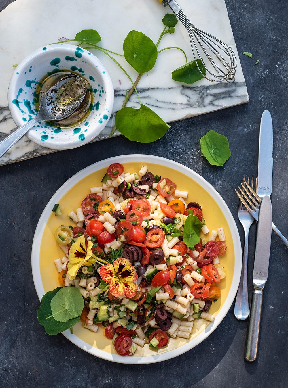 Erfrischendster Italienischer Sommersalat