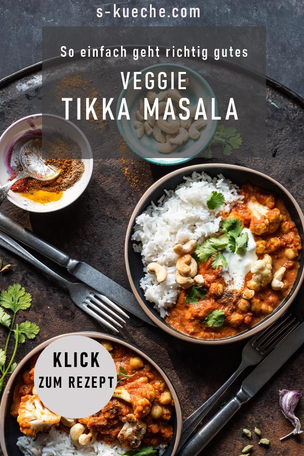 Veggie Tikka Masala