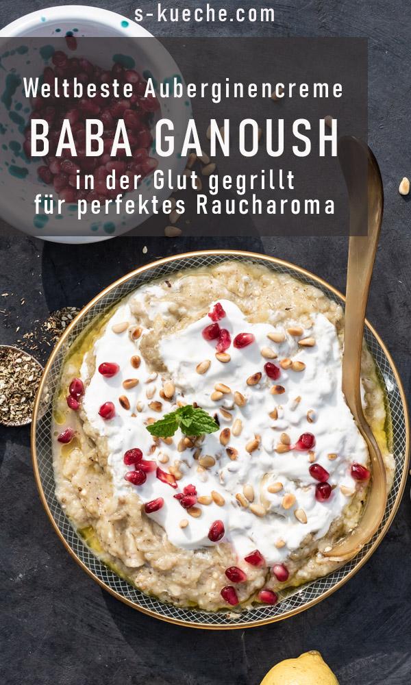 Baba Ganoush vom Grill