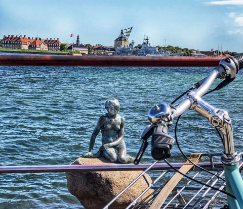 Kopenhagen mit dem Rad erleben