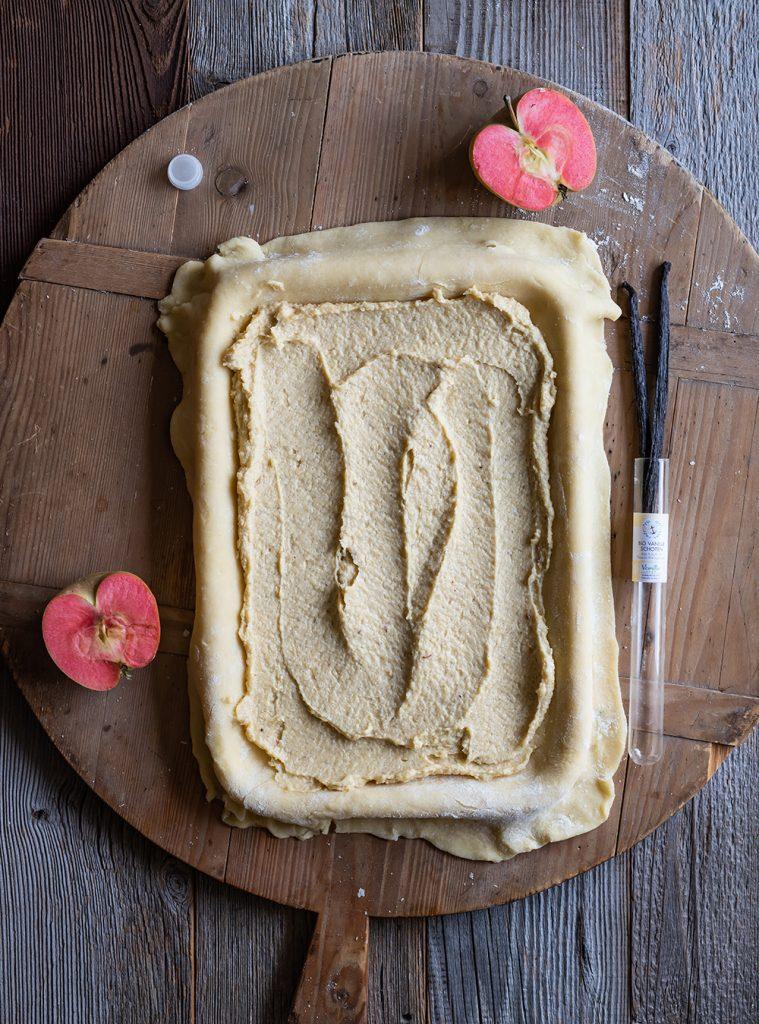 anille Apple Pie mit Mandelcrem