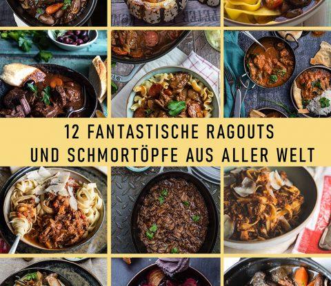 Best of Schmorgerichte - 12 fantastische Ragouts und Schmortöpfe