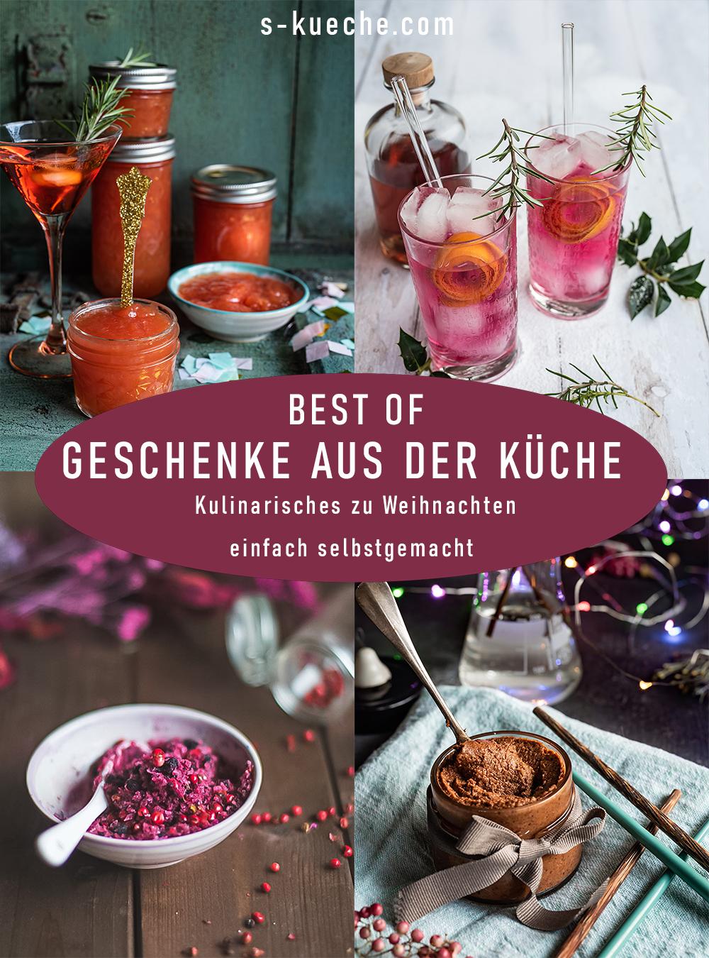 Best of Geschenke aus der Küche
