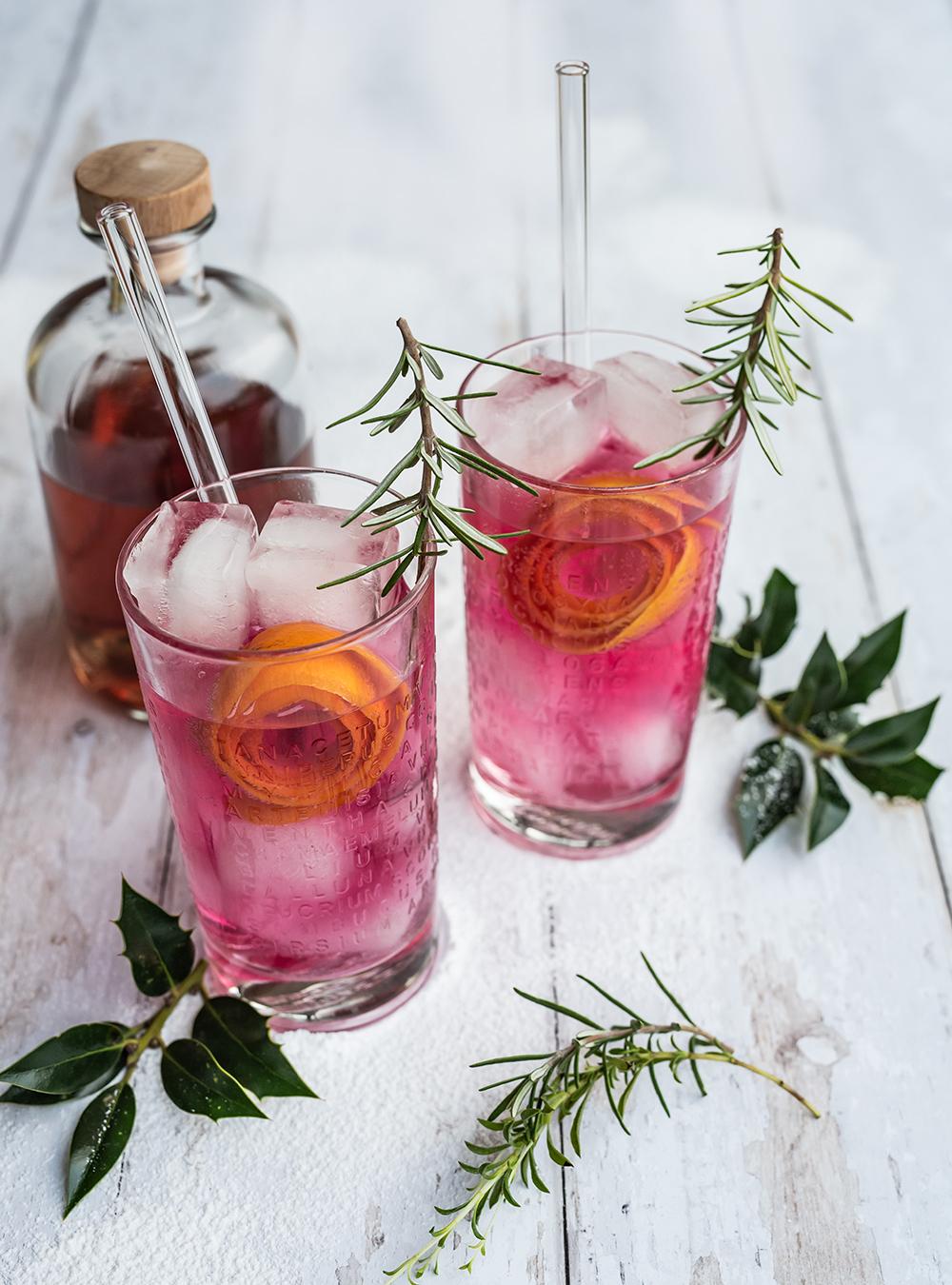 Malven Gin Mazerat
