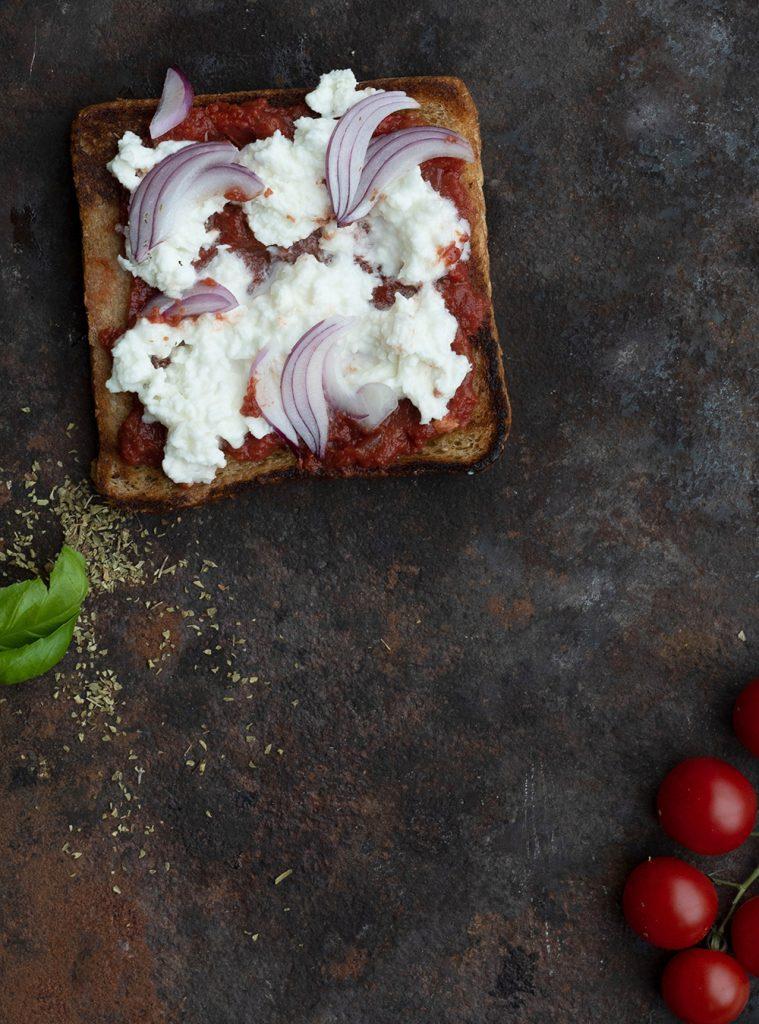 Pizza Toast - in 10 Minuten Bella Italia #fixaufdemtisch