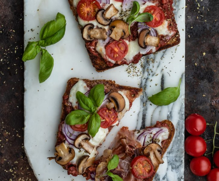 Pizza Toast in 10 Minuten - Bella Italia #fixaufdemtisch