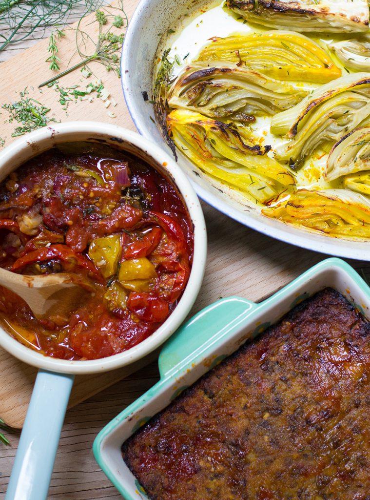 S-Küche Veggie Braten