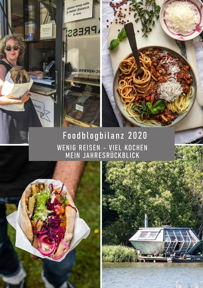 MEIN JAHRESRÜCKBLICK 2020 #FOODBLOGBILANZ20 Foodblogbilanz 20, Foodblogger 2020, Rückblick auf ein kulinarisches 2020, Foodblog Bilanz