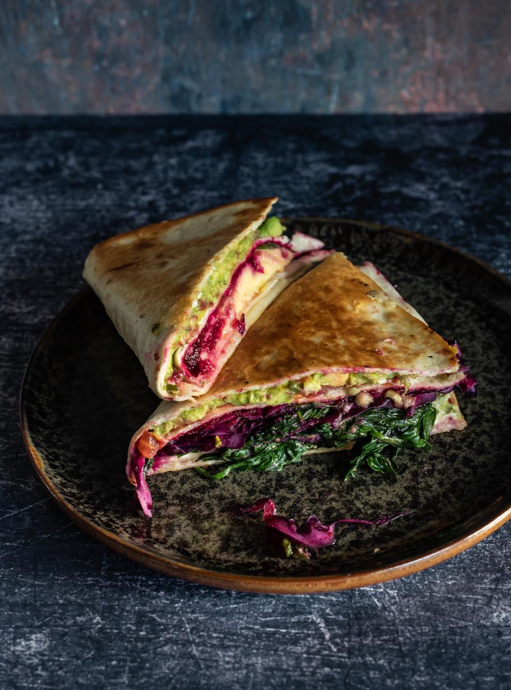 Tortilla Wrap - Tic Toc's Tortilla Trend