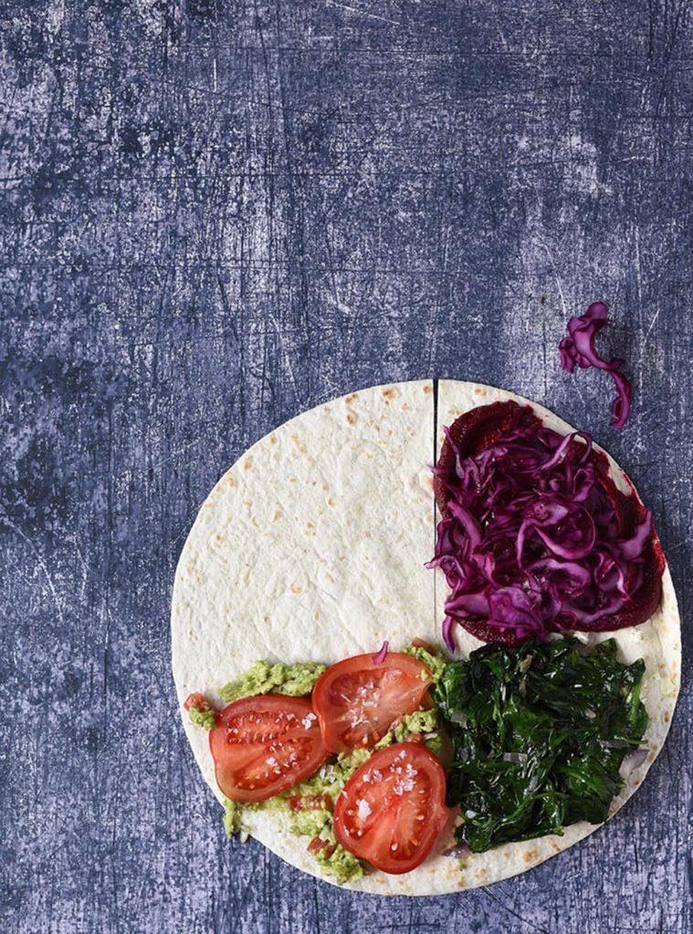 Tortilla Wrap - der Tortilla Food Trend