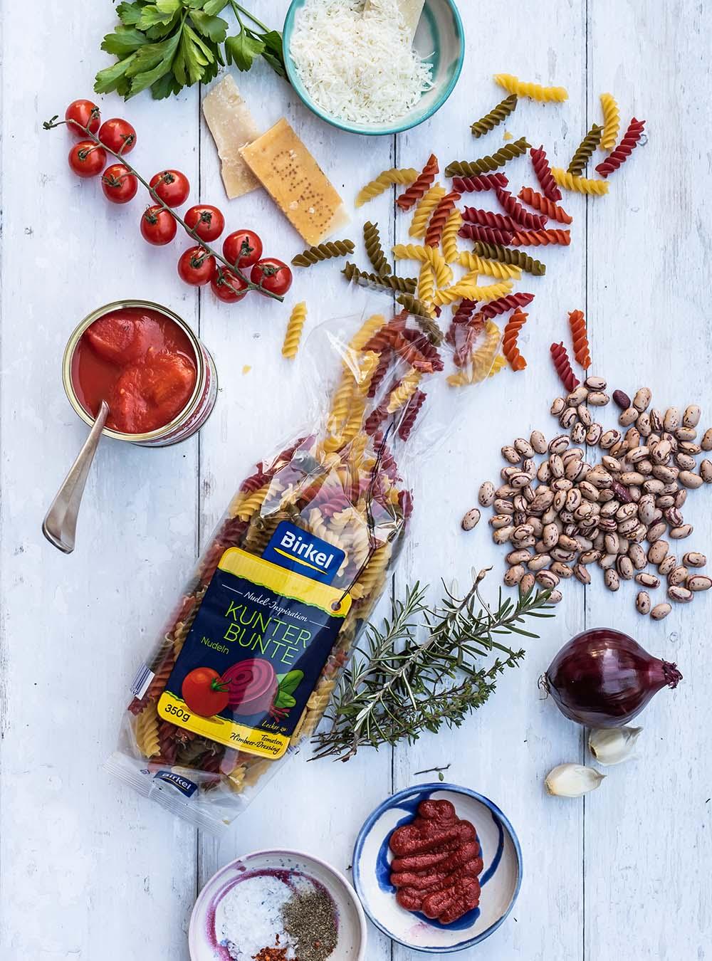 Pasta e Faglioli - weltbestes Eintopf Rezept für Nudeln mit Bohnen