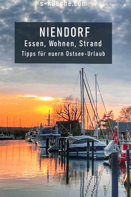 Niendorf an der Ostsee - Ostseeliebe, Essen, Strand, Wohnen - Tipps für den Ostseeurlaub