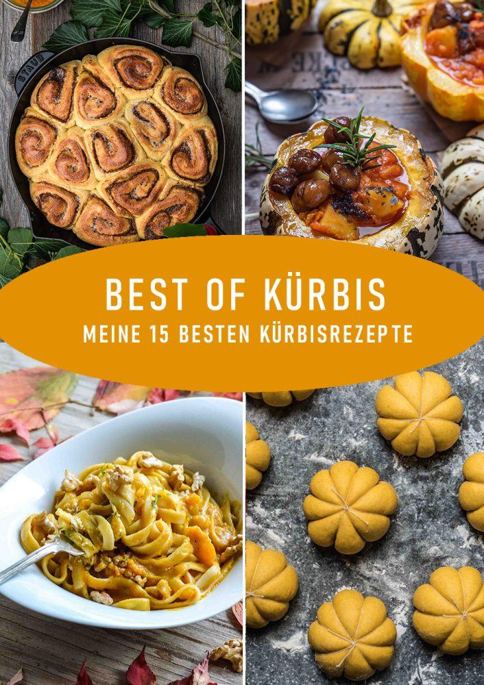 Best of Kürbis - Meine 15 besten Kürbisrezepte