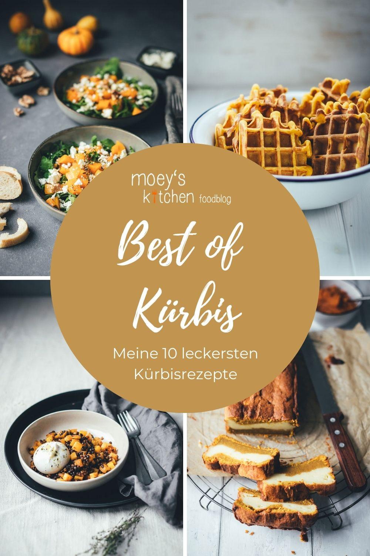 Best of Kürbis - Meine 10 besten Kürbisrezepte